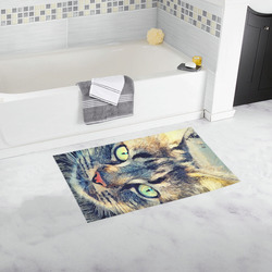 cat Simba Bath Rug 16''x 28''