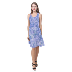 Sparkling glowing hearts D by JamColors Atalanta Casual Sundress(Model D04)